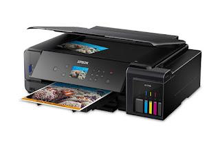 Epson Ecotank ET-7750 driver printer