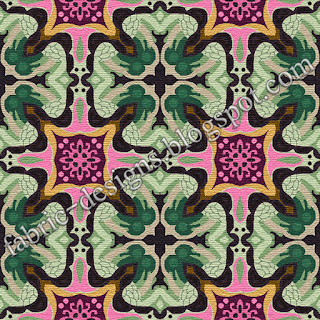 Patterns & Design for Fabric