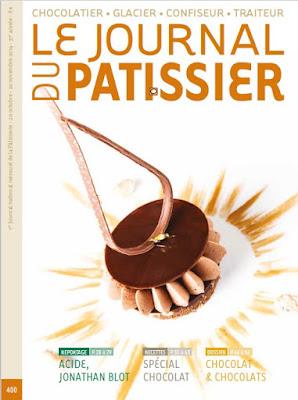 Télécharger Gratuitement Le journal du pâtissier pdf