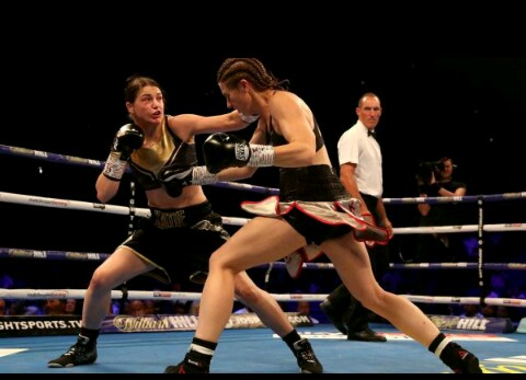 Katie Taylor ..Ten Win From Ten
