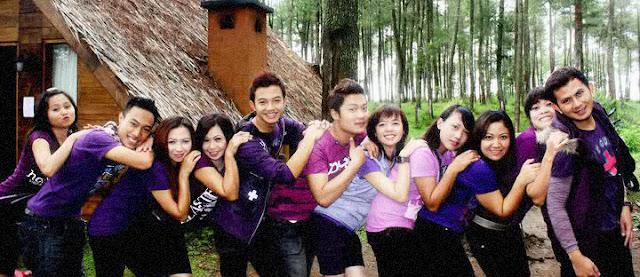 HOTEL VILLA | Untuk Outbound di Lembang