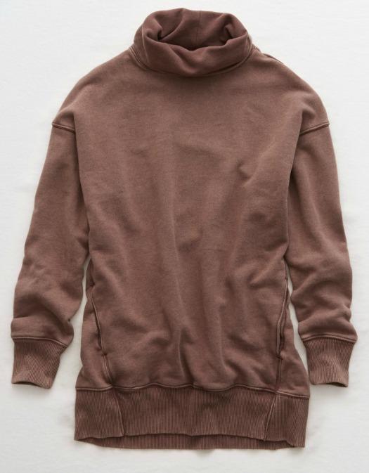 Aerie turtleneck sweatshirt