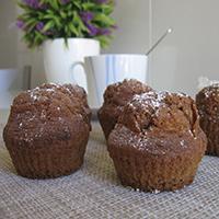 http://recetasoriginalesblog.blogspot.com.es/2016/10/magdalenas-chocolate-si n-gluten.html