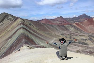 Vinicunca Perú, la montaña de 7 colores o cerro colorado