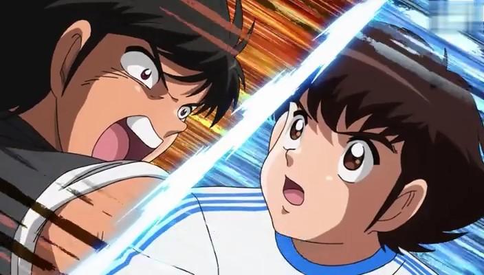 Captain Tsubasa (2018) – Episódio 14