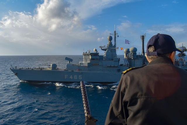 """""""Νo ships, no troops, no flags""""… no Imia?"""