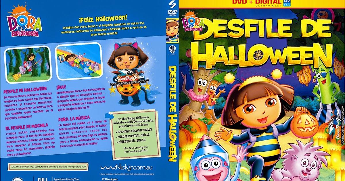 dora the explorer halloween parade dora el desfile de halloween 2014 cover colombia