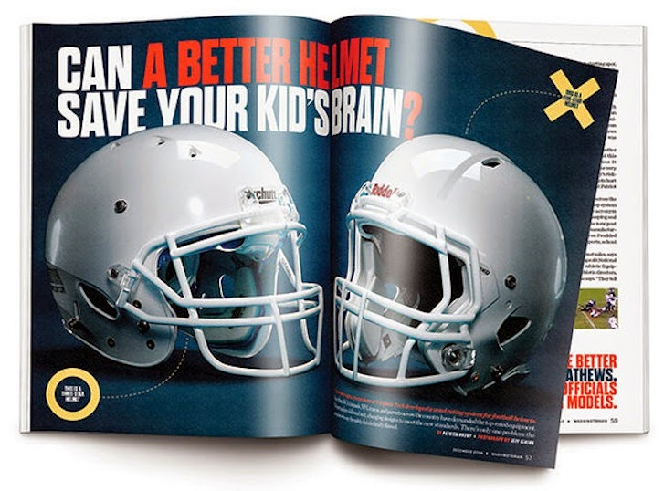 Can a Better Helmet Save Your Kid's Brain?