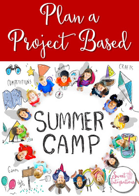 Plan your own project based learning summer program. Keep students learning in a fun way with high-interest activities with 21st Century Skills and core standards.