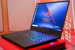 ASUS Luncurkan Laptop Gaming Terbaru untuk Manjakan Gamers