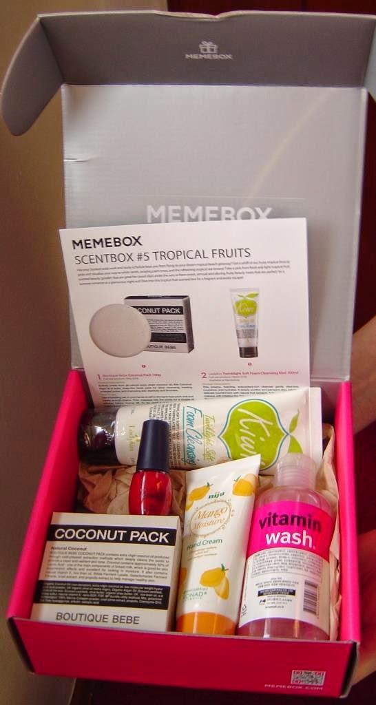 Memebox Scentbox #5 Tropical Fruits.jpeg