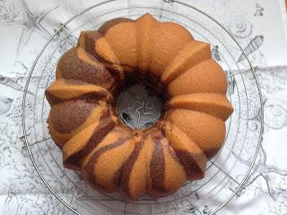 cebra bundt cake