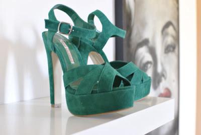 calzado de la moda