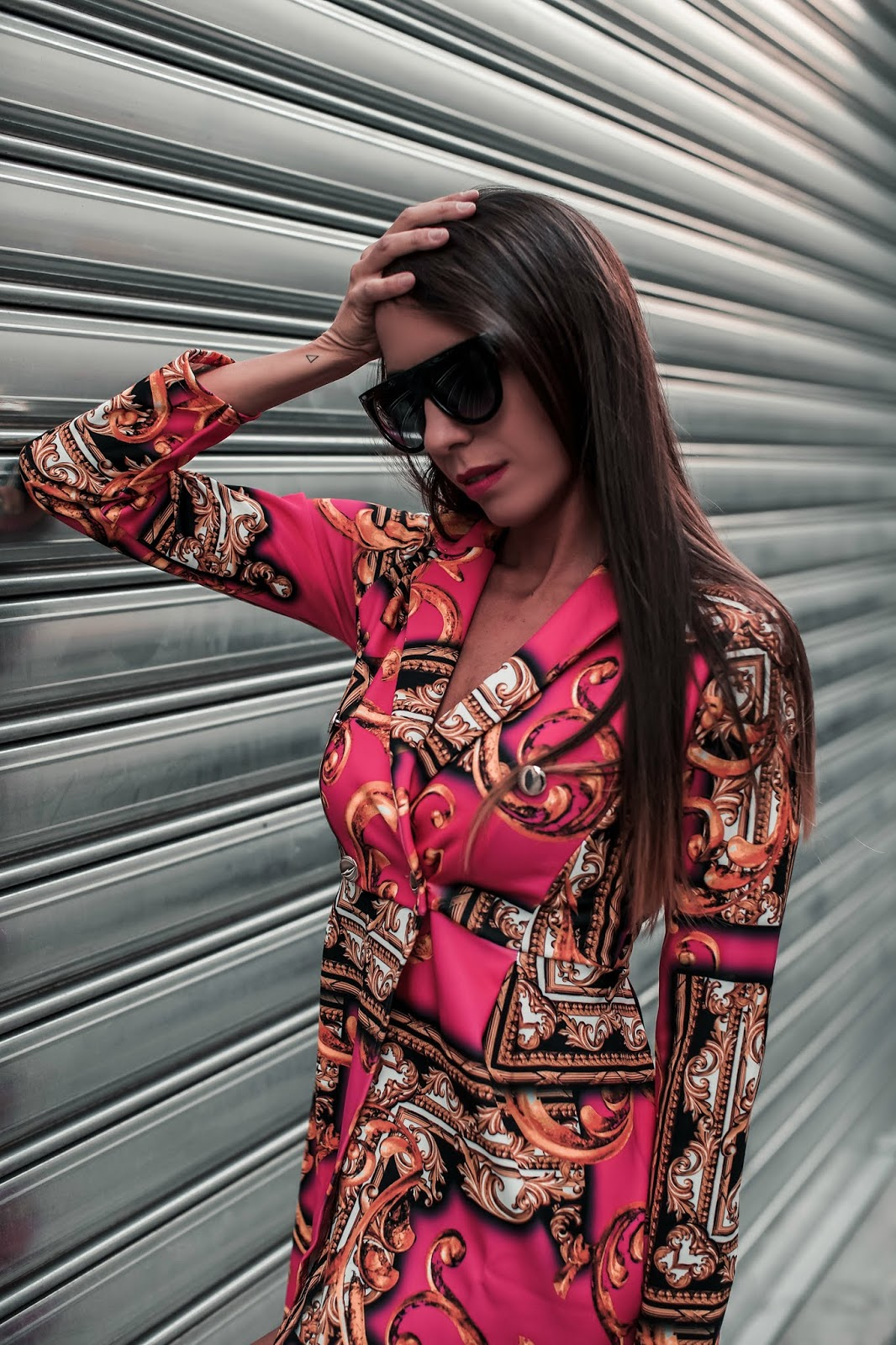 blazer dress consigli stile