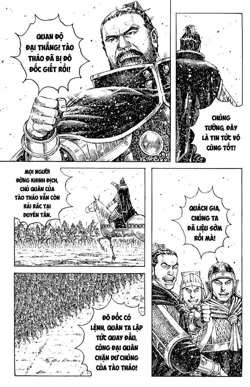 Hỏa phụng liêu nguyên Chương 350: Lại thêm kẻ địch [Remake] trang 5