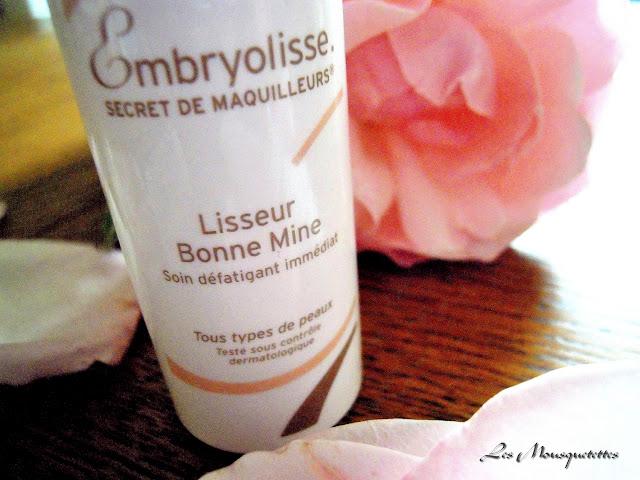 Lisseur Bonne Mine - Embryolisse - Les Mousquetettes©