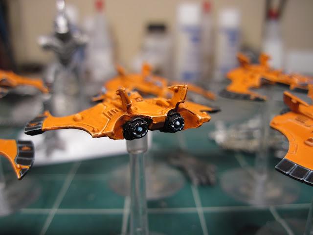 Epic Eldar Phoenix Bomber