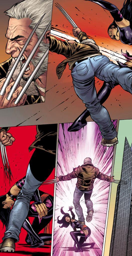 Astonishing X Men 4 Teaser