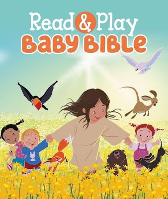 Read & Play Baby Bible from Zonderkidz