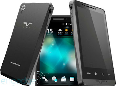 new Verzo Kinzo Android Smartphone