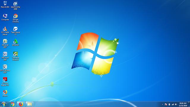 Cara Semoga Layar Laptop Tetap Menyala Di Windows 7