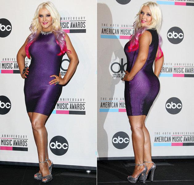 Hot Walls Pics: Christina Aguilera 2013 Weight Loss