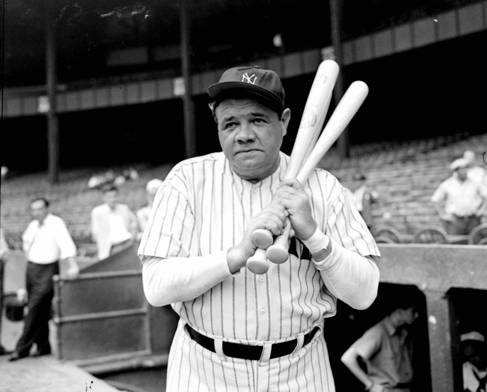 Babe Ruth Dernire Photo