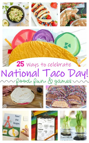 national-taco-day-recipes-activities