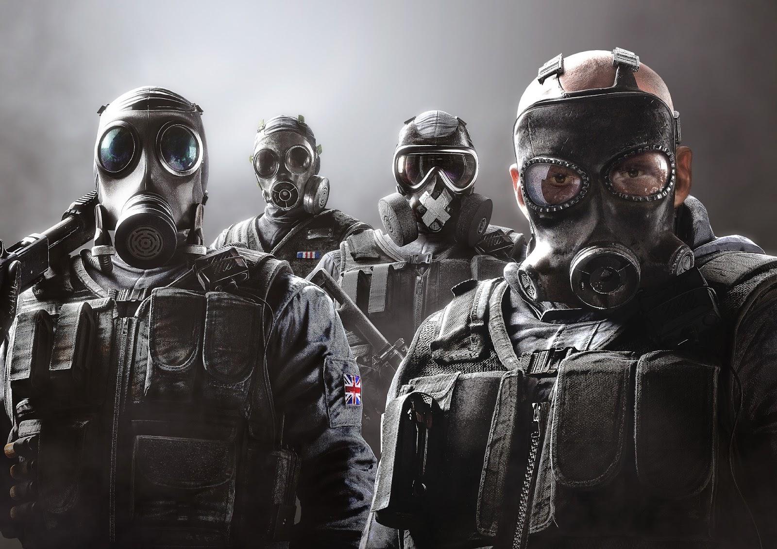 Tom Clancy's Rainbow Six: Siege – 4K Resolution Screenshots From The