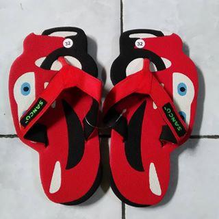 Jual sandal sancu, grosir sandal sancu, toko sandal sancu