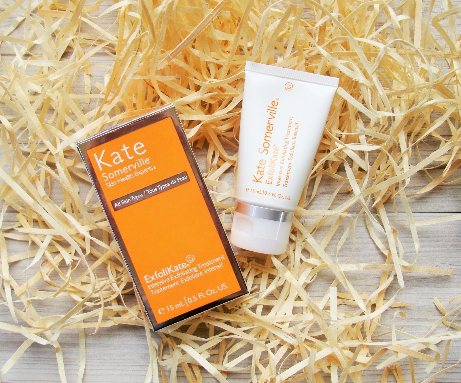 little white truths: Kate Somerville ExfoliKate Intensive Exfoliating  Treatment - review