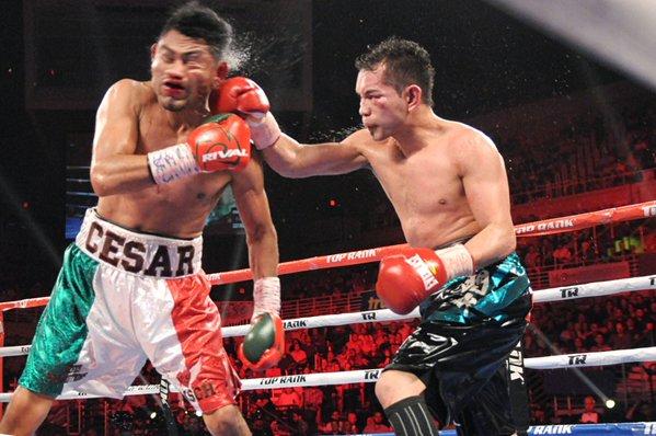 Donaire beats Juarez