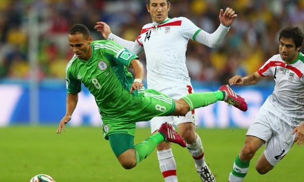 65fa13059d7 Iran v Nigeria  World Cup 2014 – as it happened