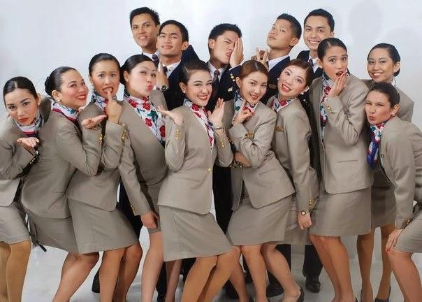 fly gosh: philippine airlines - cabin crew recruitment