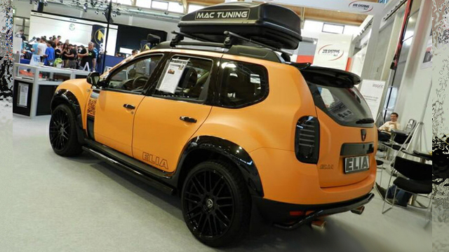 car wallpapers free download 2012 elia dacia duster tuning on 20. Black Bedroom Furniture Sets. Home Design Ideas