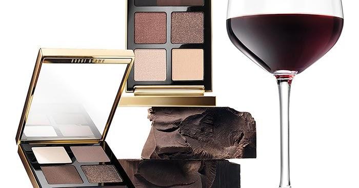 My Sweet Valentine Bobbi Brown Wine Chocolate Limited