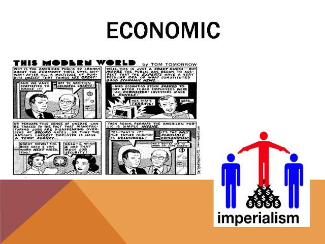 Economic Hegemony