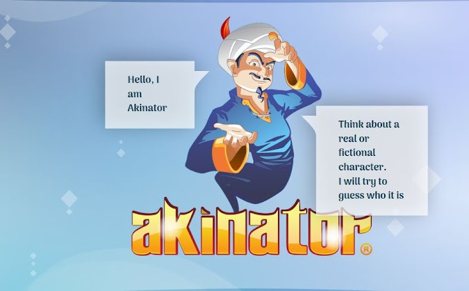 "Akinator - Μία ""μαγική"" ιστοσελίδα που θα μαντέψει αμέσως ποιον σκέφτεστε"