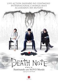 Baixar Filme Death Note Iluminando um Novo Mundo Dublado 2017