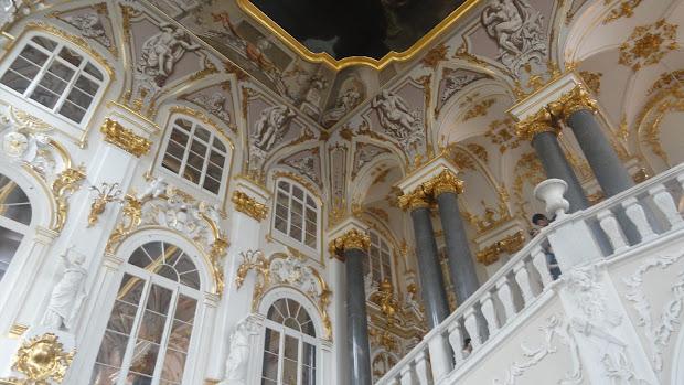 Thursday' Child Hermitage Museum St. Petersburg