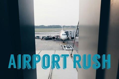 [ASEAN Trip - Day 11] Airport Rush