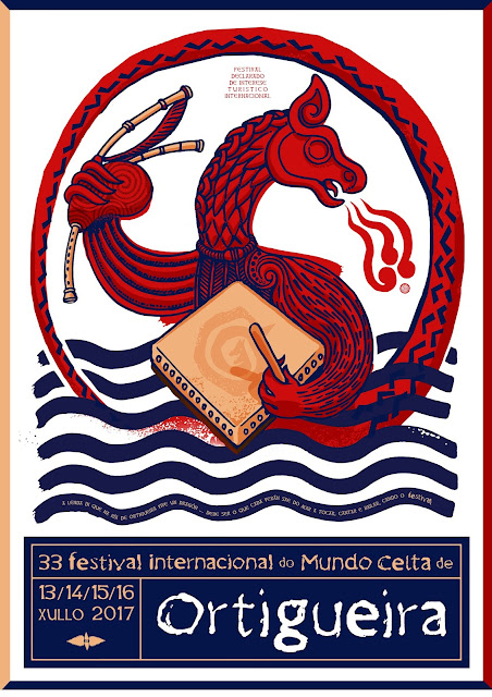 festival internacional do mundo celta de Ortigueira 2017