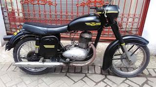 Jual Motor tuo JAWA 250...no paper...25jt....WA/telp 085640480079