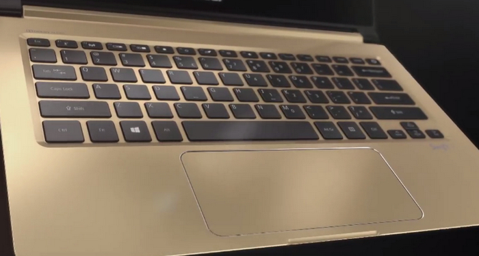 acer swift 7 trackpad