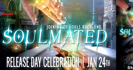 SOULMATED by Shaila Patel RELEASE DAY
