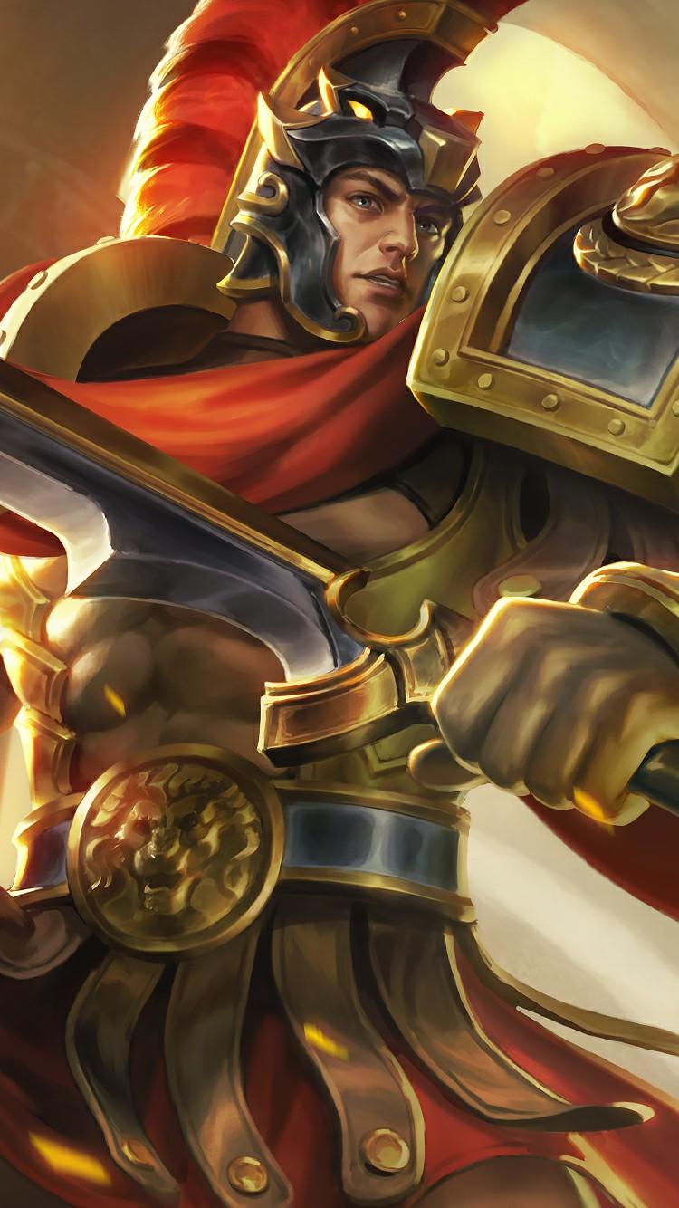 770 Gambar Hero Ml Roger Gratis Terbaik