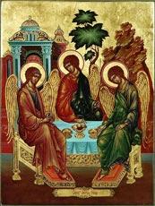 Сьогодні християни східного обряду святкують Трійцю