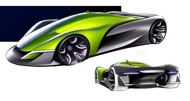 2017 McLaren Ultimate Concept - #McLaren #Concept #supercar