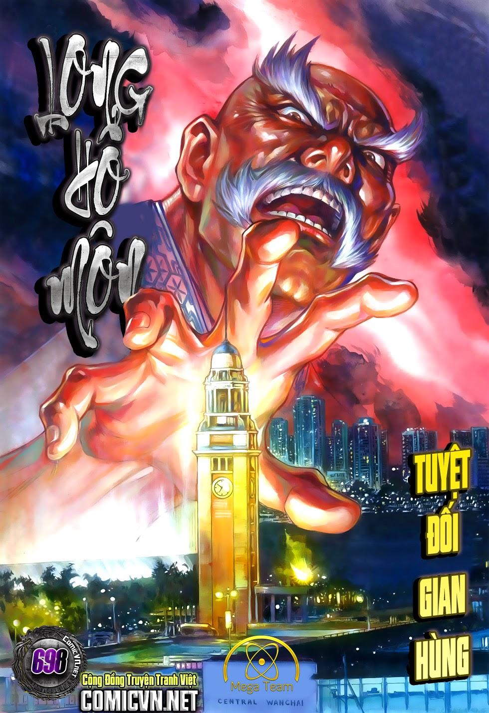 Tân Tác Long Hổ Môn Chap 698 page 1 - Truyentranhaz.net