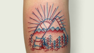 tatuaje anaglifo 16